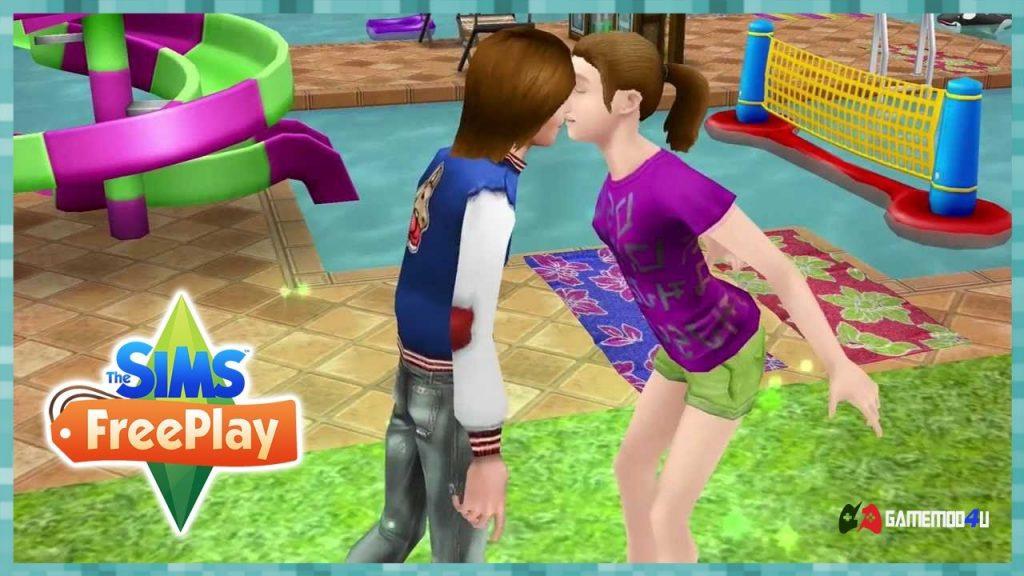 Tải tựa game The Sims FreePlay mod full về máy điện thoại để chơi thôi nào