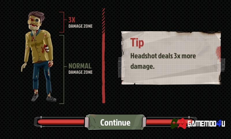 Thông tin tựa game bắn súng nhập vai The Walking Zombie 2: Zombie shooter