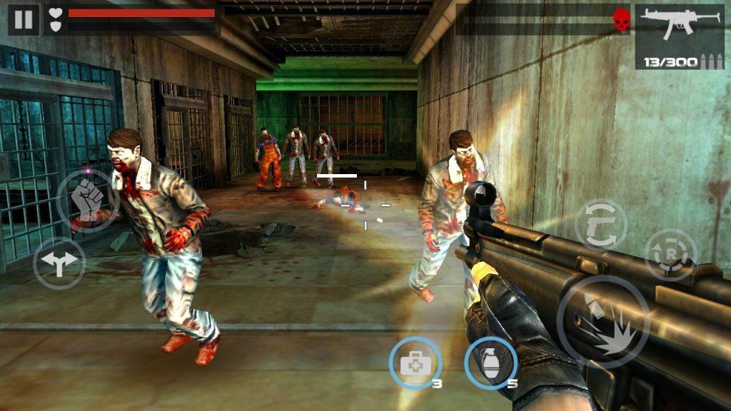 Hình ảnh trong game DEAD TARGET Zombie mod full tiền dành cho điện thoại Android