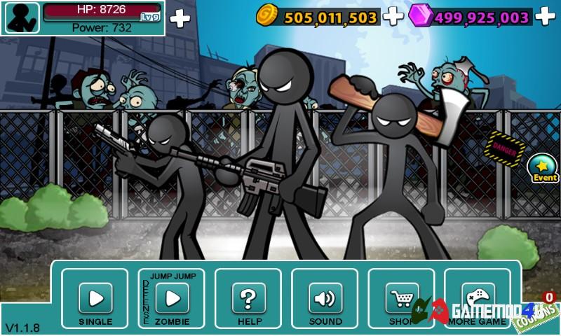 tải Anger of stick 5