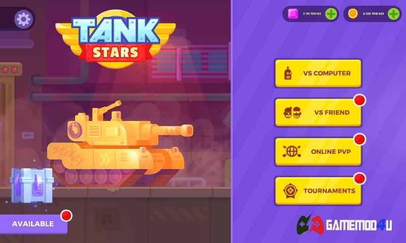 Tank Stars hack