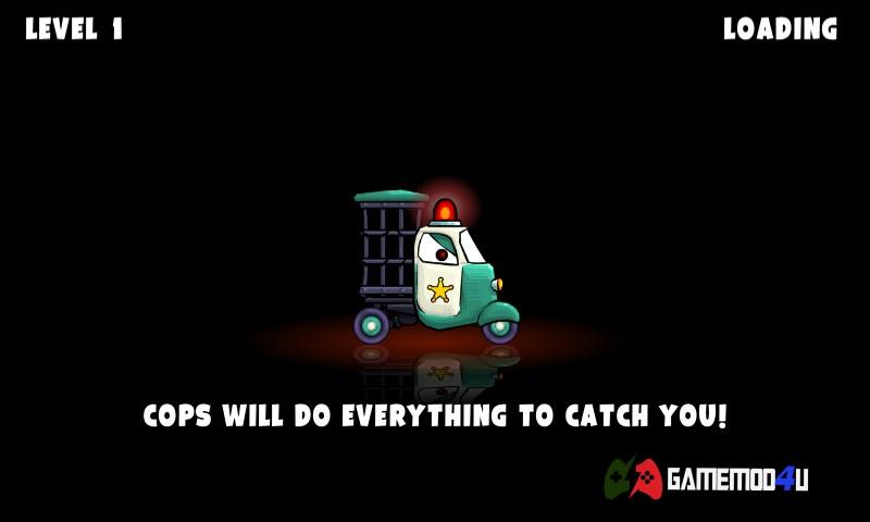 Car Eats Car 3 Hack v2.8 Full tiền [Mod Ultimate money]