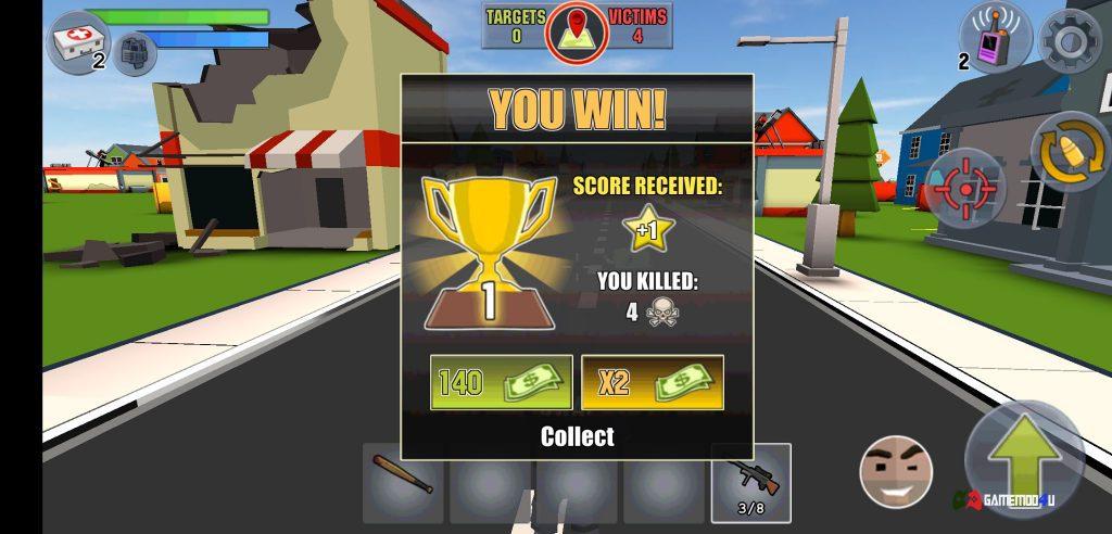 Tải Battle Royale FPS Shooter Hack v1.12.02 Full tiền