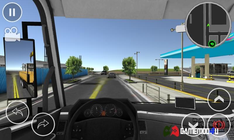 Drive Simulator Hack v4.0 Full tiền (Mod rất nhiều tiền)