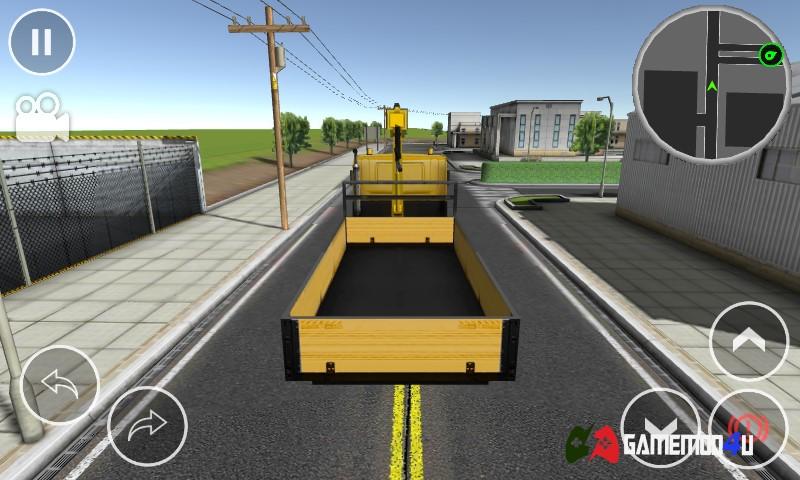 Hình ảnh trong game Drive Simulator
