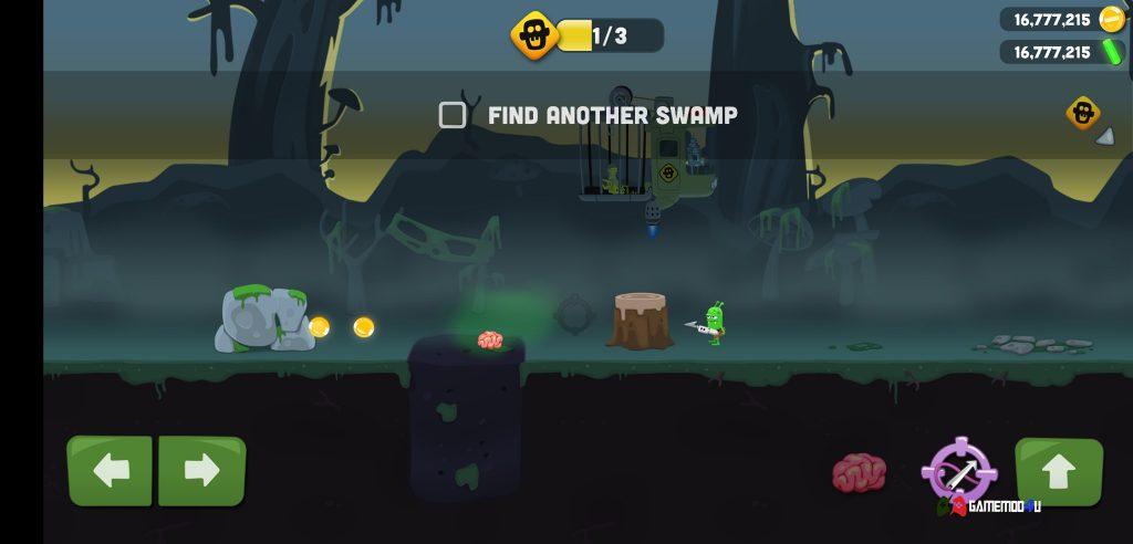 Hình ảnh trong game Zombie Catchers hack full tiền