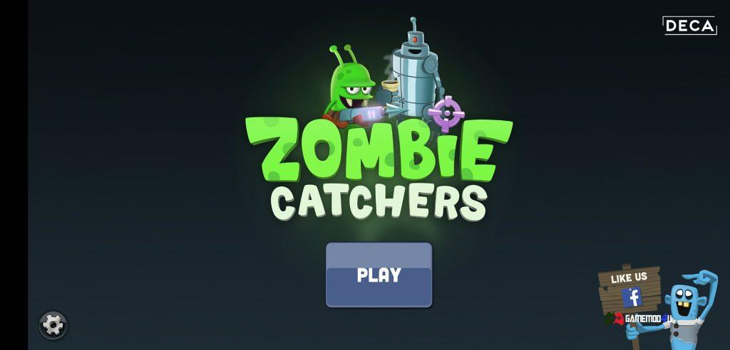 Tính năng tựa game Zombie Catchers