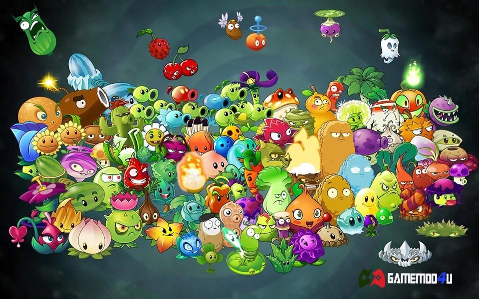 thông tin game Plants vs Zombies 2