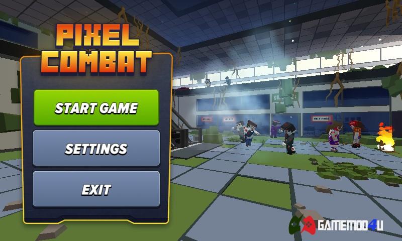 Thông tin trò chơi Pixel Combat