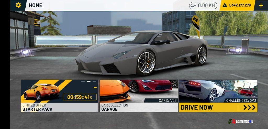 Đã test tựa game Extreme Car Driving hack full tiền trên điện thoại Android rồi nhé