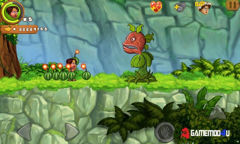 Đã test trước tựa game hack Jungle Adventures 2 apk full tiền (mod banana)