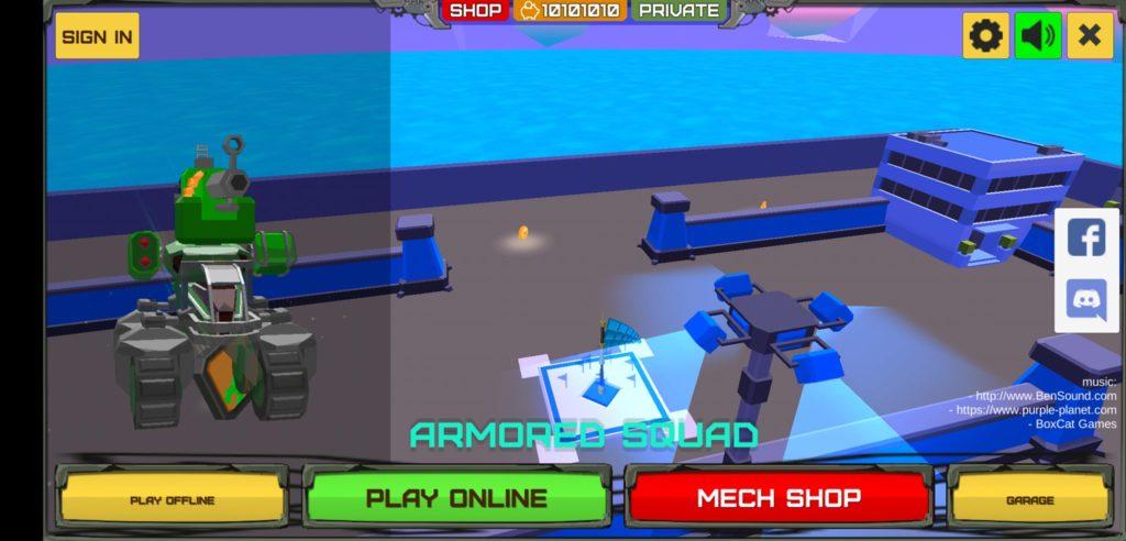 Đã test tựa game Armored Squad hack full tiền cho điện thoại Android