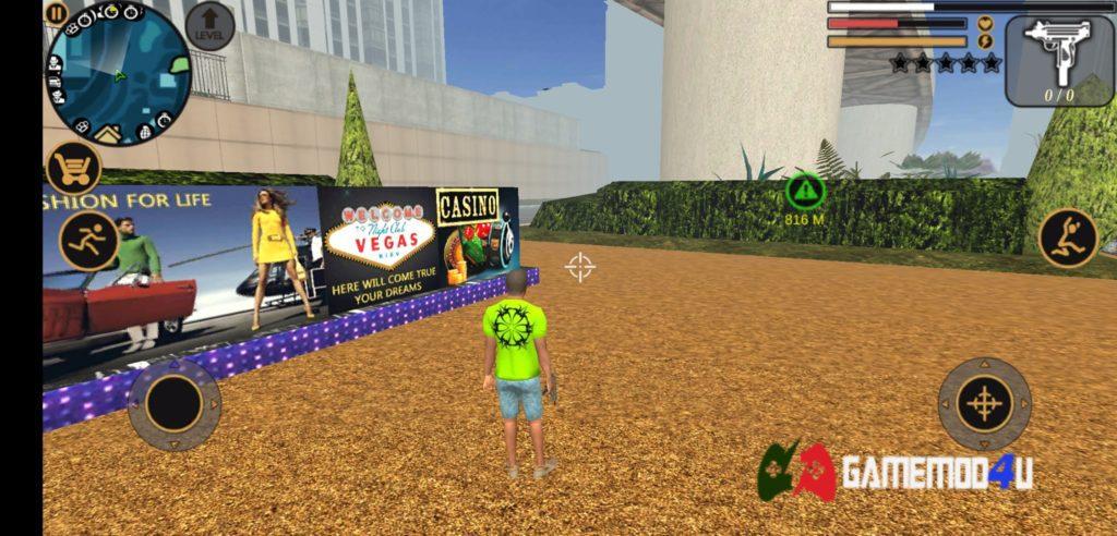 Hình ảnh trong game Vegas Crime Simulator 2