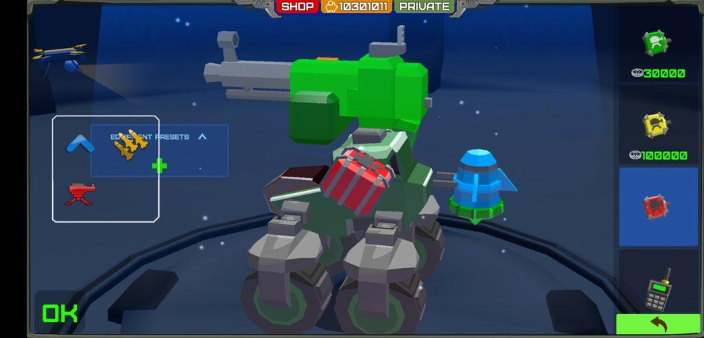 Armored Squad Mechs vs Robots Hack v2.3.3 Full tiền