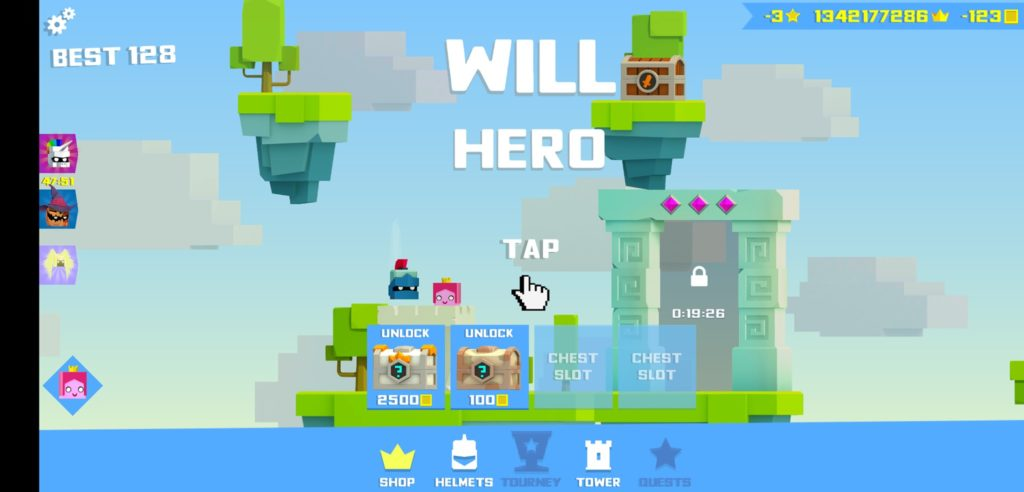 Tải game Will Hero hack full tiền về máy điện thoại để chơi thôi nào