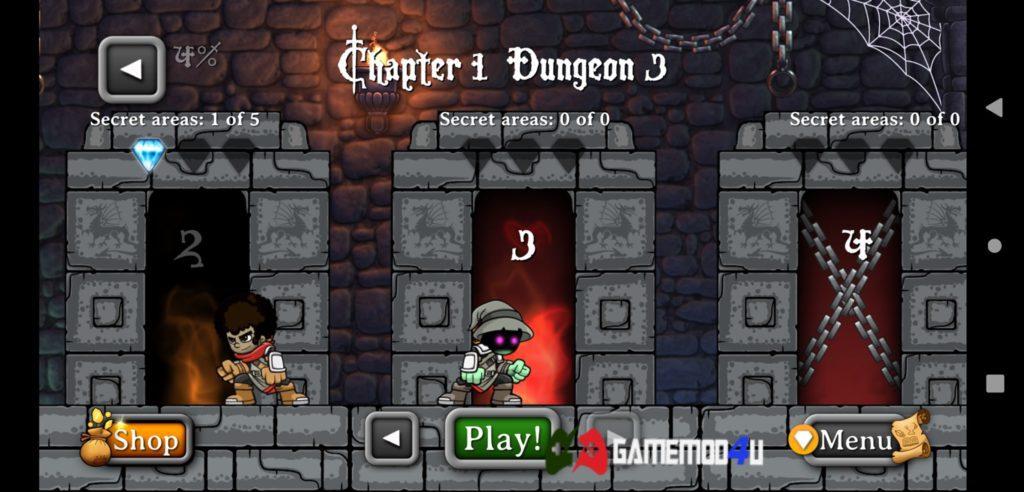 Magic Rampage Hack v5.3.6 Full tiền (Mod vô hạn money)