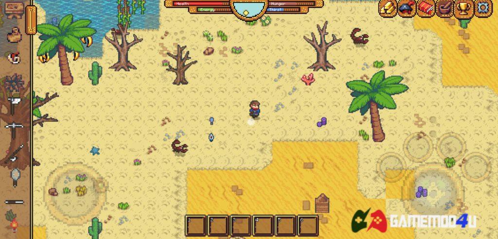 Hình ảnh trong game Surviving Titan mod apk
