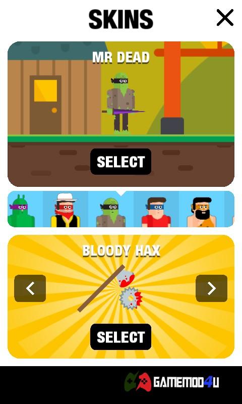 Đã test Mr Ninja mod full cho điện thoại Android