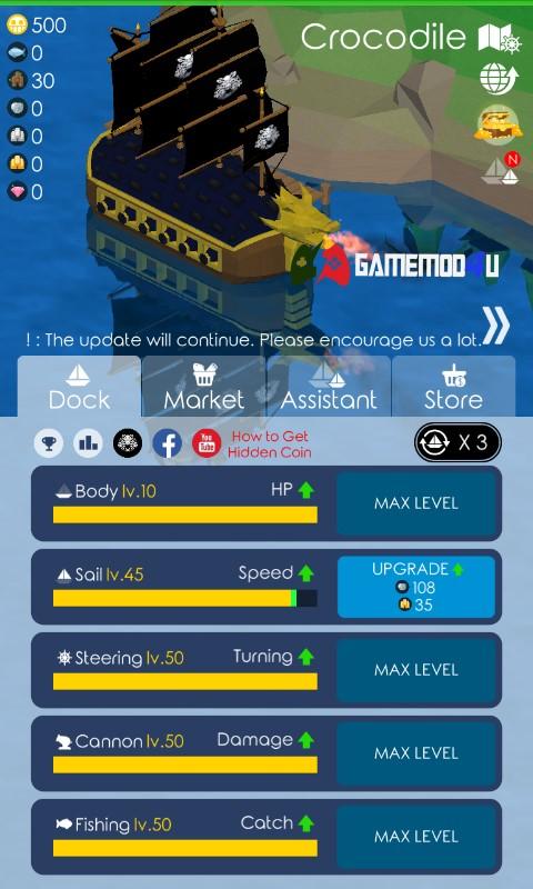 Đã test game DOKDO mod full tiền (mua sắm miễn phí)