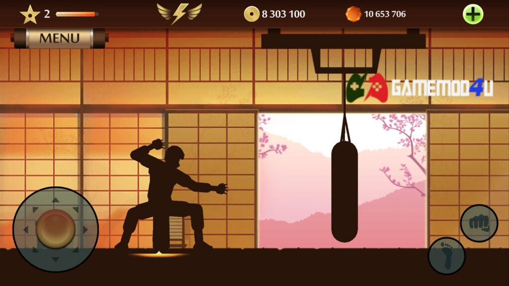 Đã test game Shadow Fight 2 Special Edition mod full tiền