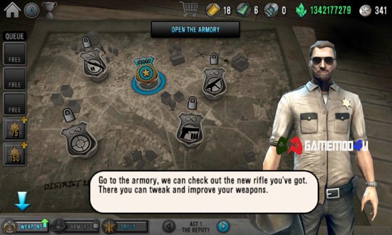 Đã test game Last Hope Sniper mod full tiền