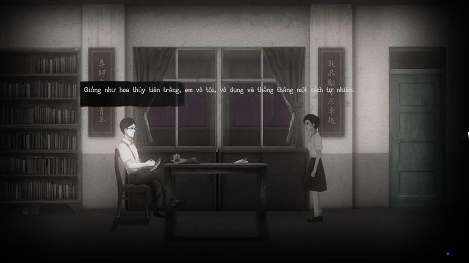 Hình ảnh trong game Detention mod apk việt hóa