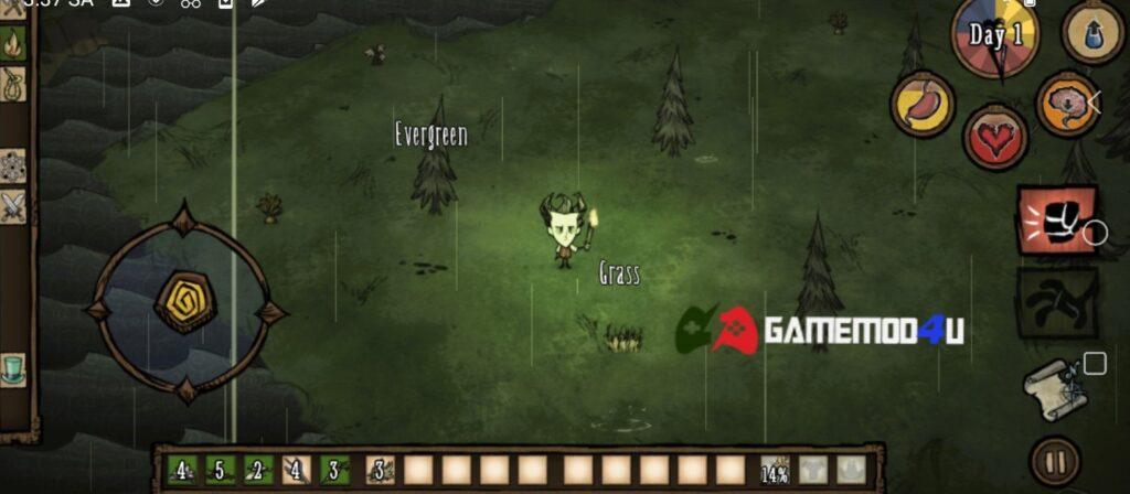 Hình ảnh trong trò chơi Don't Starve Pocket Edition mod apk