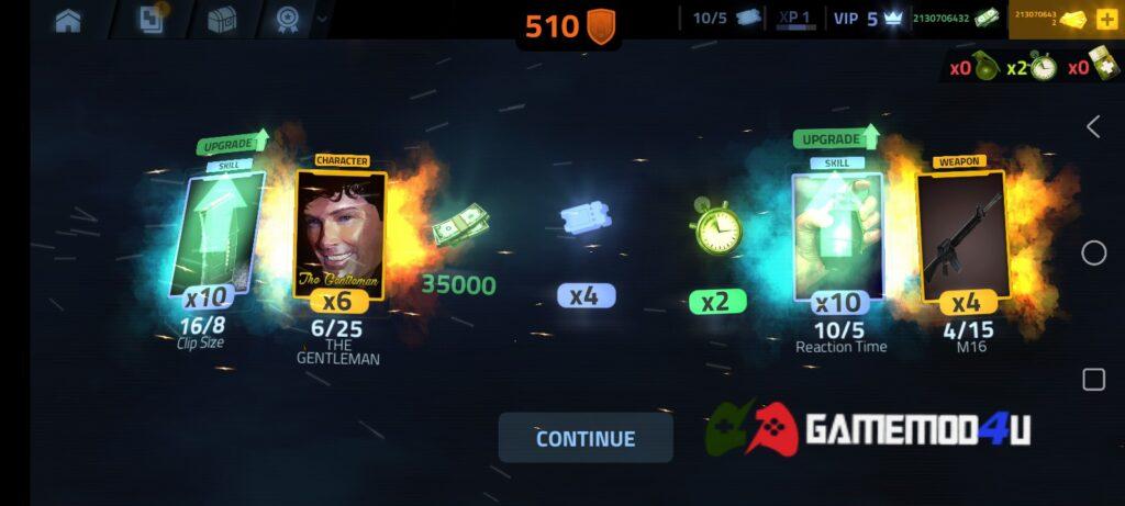 Game Cover Fire mod full tiền có nhiều tính năng thú vị