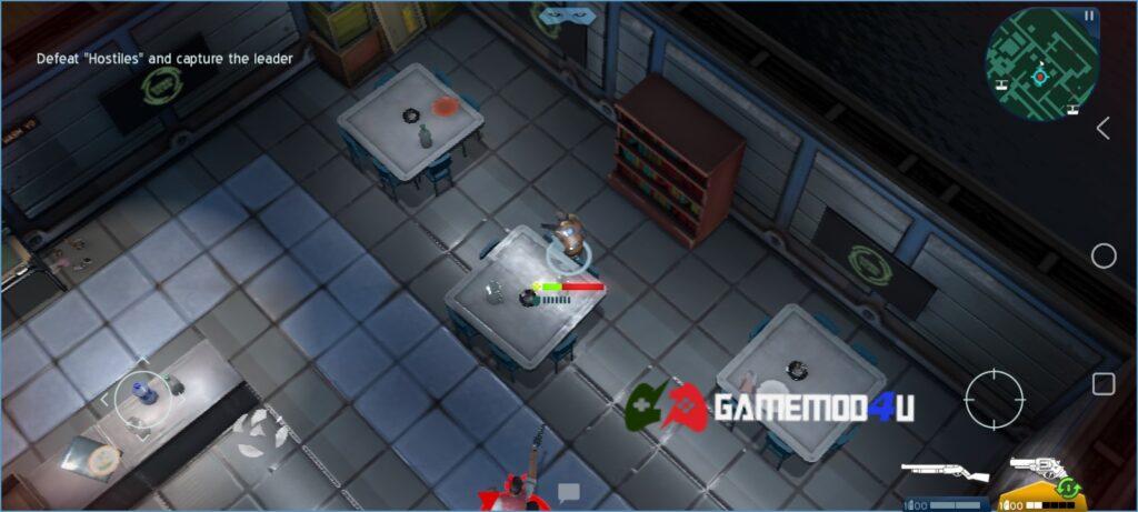 Game Space Marshals 3 mod apk là tựa game hành động bắn súng thú vị