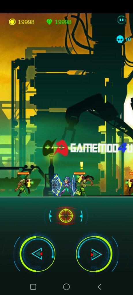 Hình ảnh trong game Astral Blade Shadow Combat mod