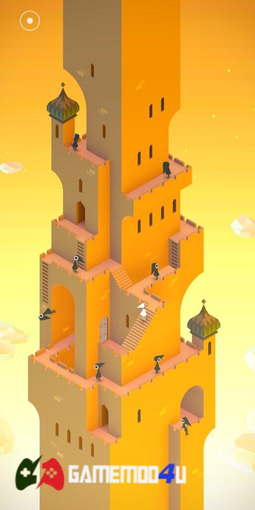 Bản Monument Valley mod apk full đã mở khóa DLC trả phí