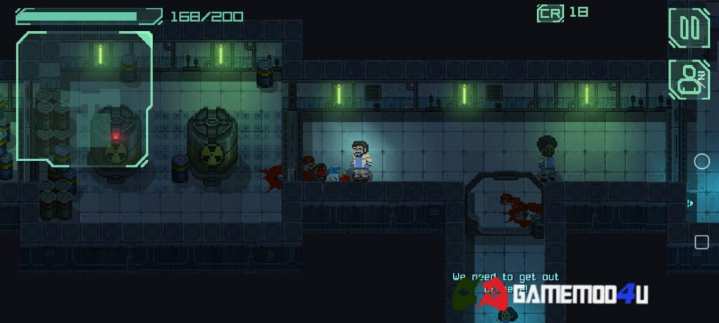 Đã test tựa game Endurance infection in space mod apk full