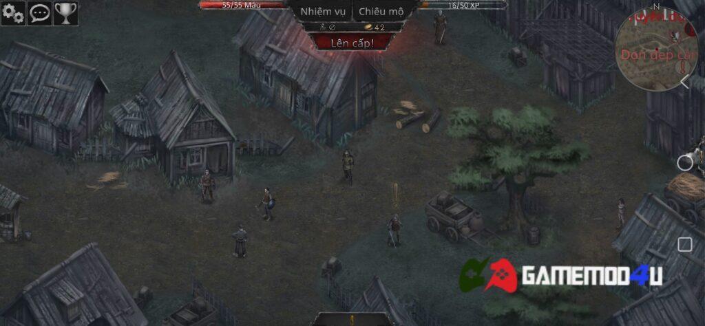 Đã test tựa game Vampire's Fall Origins RPG mod full tiền (mua sắm miễn phí)