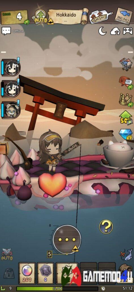 Đồ họa game A Girl Adrift Mod