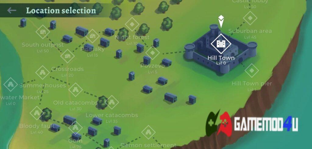 Map game Darkrise