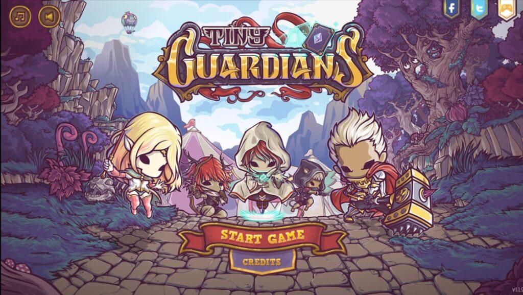 Màn hình chính của game