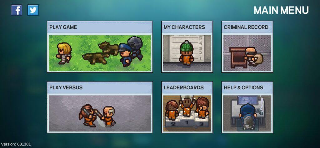 Đã test tựa game The Escapists 2 mod apk full