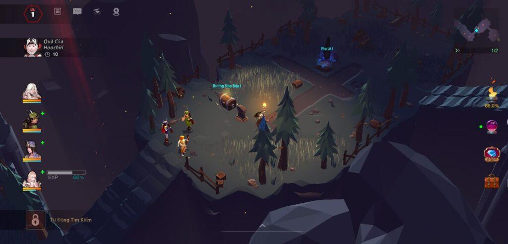 Hình ảnh trong game Man or Vampire mod dame, godmode