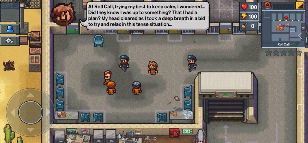 Hình ảnh trong game The Escapists 2 mod apk full