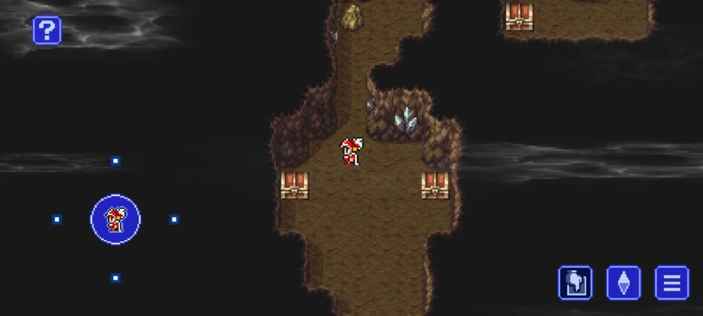 Hình ảnh trong game FINAL FANTASY III mod