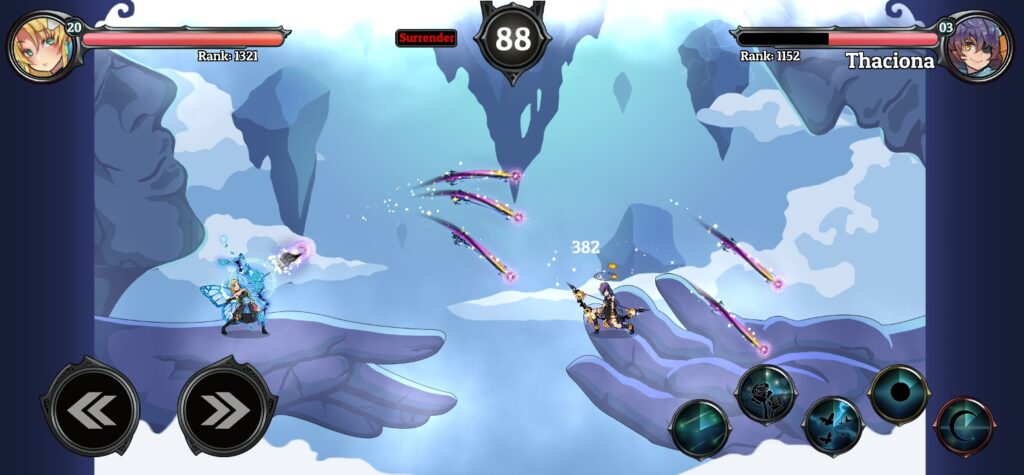 Hình ảnh trong game Goddess Archer