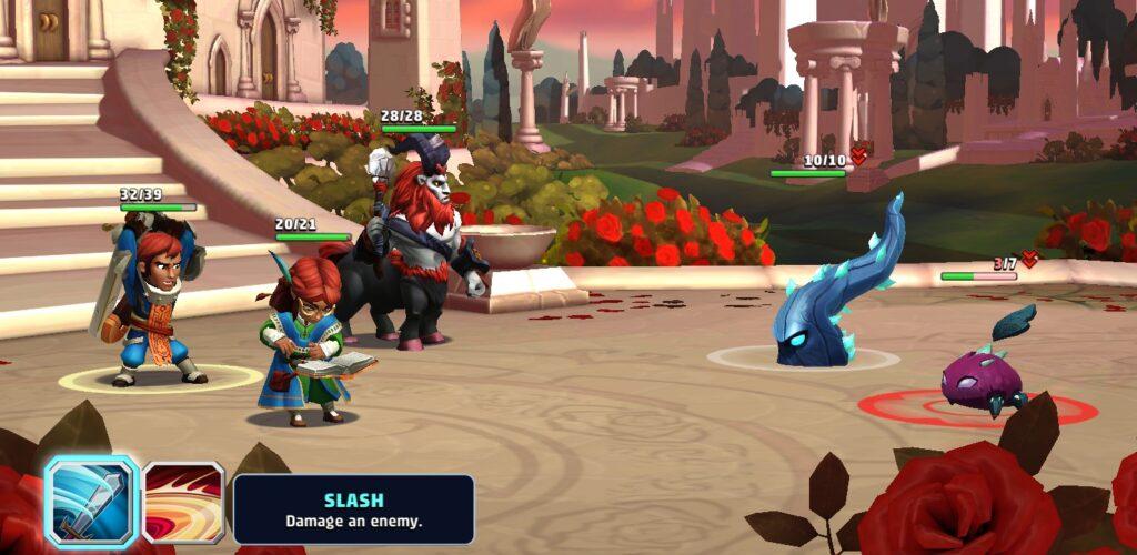 Hình ảnh trong game Lionheart Dark Moon RPG mod full