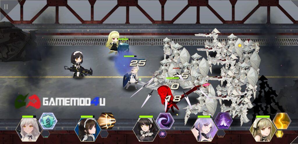 Hình ảnh trong game Maid Master mod apk full