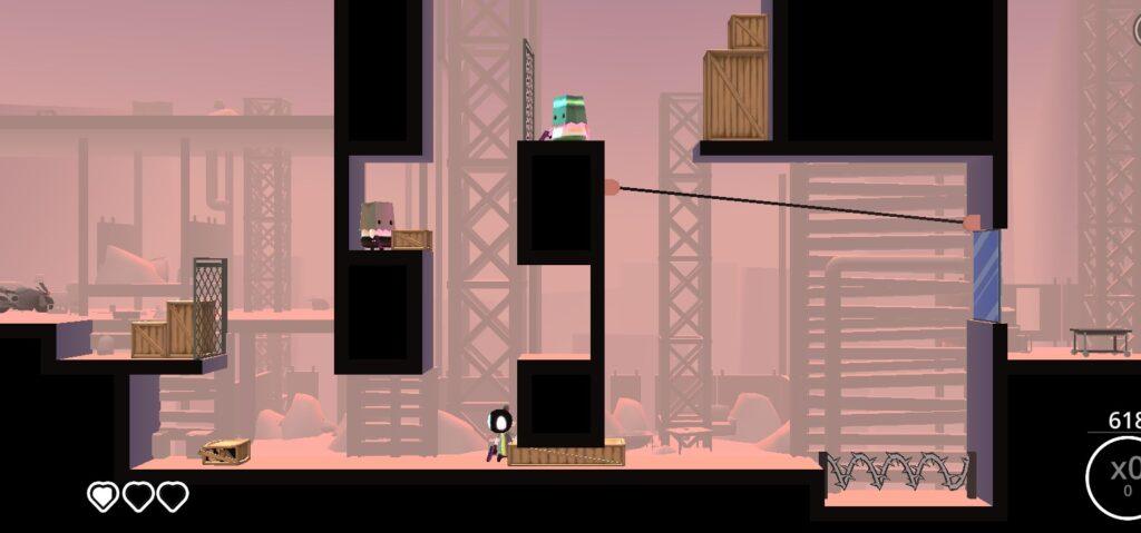 Hình ảnh trong game My Friend Pedro mod apk full