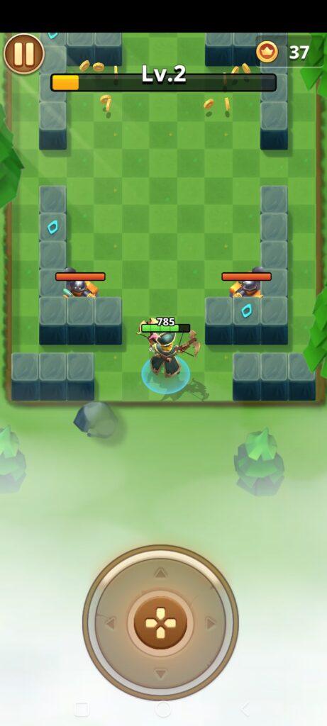 Hình ảnh trong game Archer Hunter